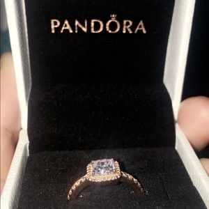 A Pandora Ring